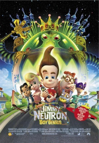 Jimmy Neutron: Boy Genius is similar to Controvento.