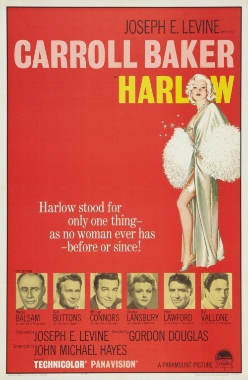 Harlow is similar to Irrational Man.