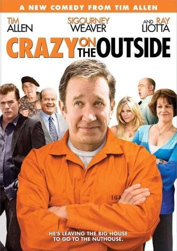 Crazy on the Outside is similar to Ray.