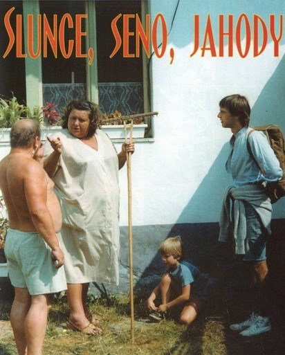 Slunce, seno, jahody is similar to The Gallows.