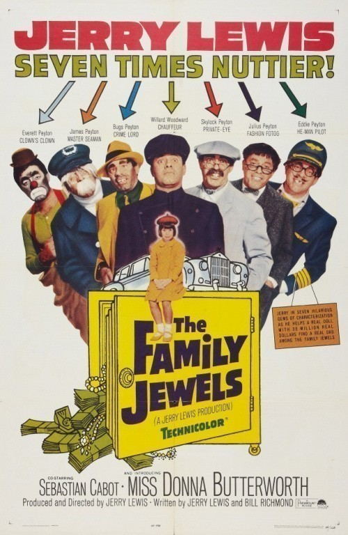 The Family Jewels is similar to Hands of Stone.