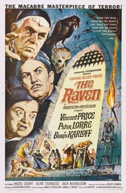 The Raven is similar to Hate Story 3.