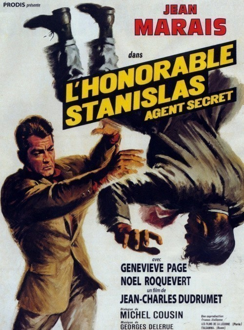L'honorable Stanislas, agent secret is similar to 18-14.