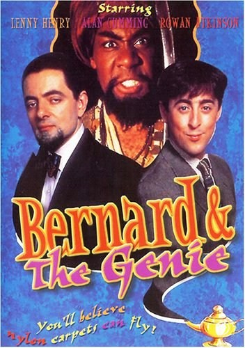 Bernard and the Genie is similar to Centerfold.