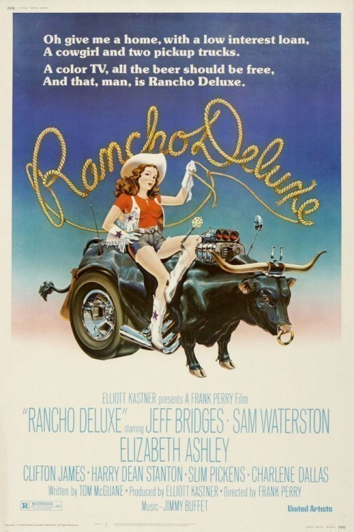 Rancho Deluxe is similar to Marmaduke.