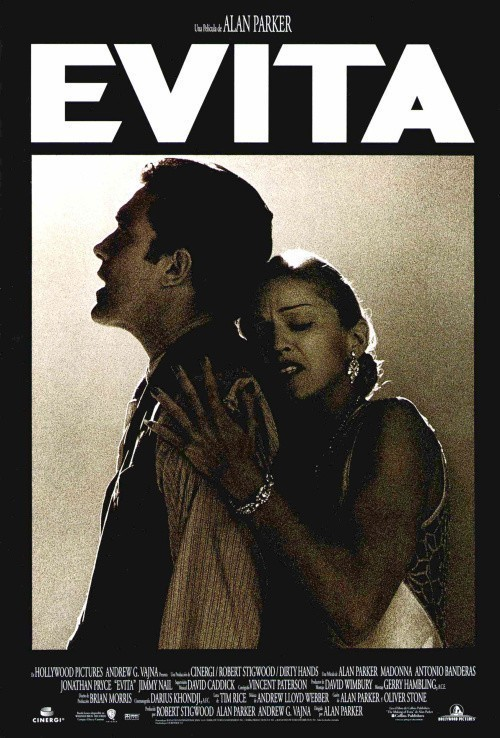 Evita is similar to Mission: Impossible II.