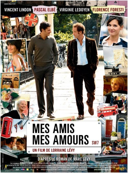 Mes amis, mes amours is similar to Weather Girl.