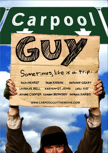 Carpool Guy is similar to Unfinished Business.