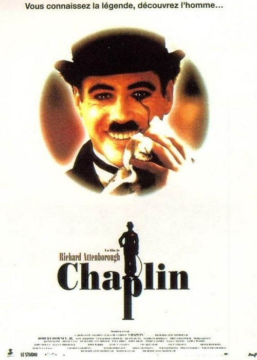 Chaplin is similar to The 84th Annual Academy Awards.