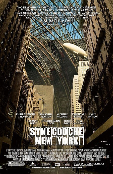 Synecdoche, New York is similar to Mission: Impossible.