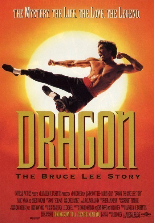 Dragon: The Bruce Lee Story is similar to Hero.