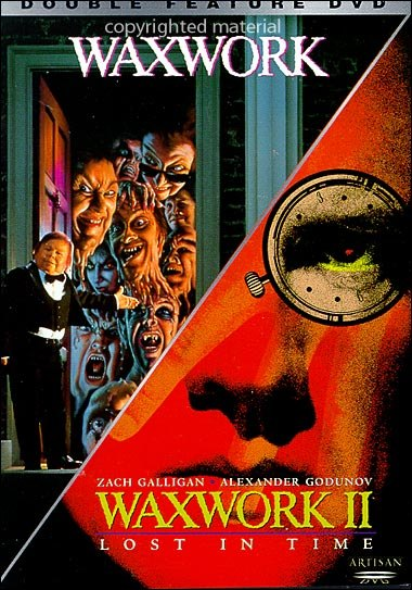 Waxwork 2: Lost In Time is similar to Me and Earl and the Dying Girl.