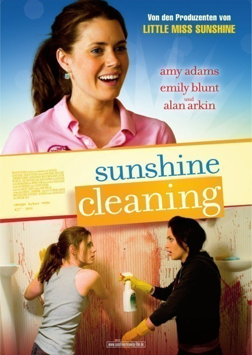 Sunshine Cleaning is similar to Exposed.