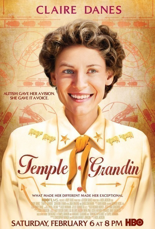 Temple Grandin is similar to Fist of Legend.
