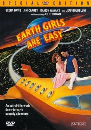 Earth Girls Are Easy is similar to Hell or High Water.