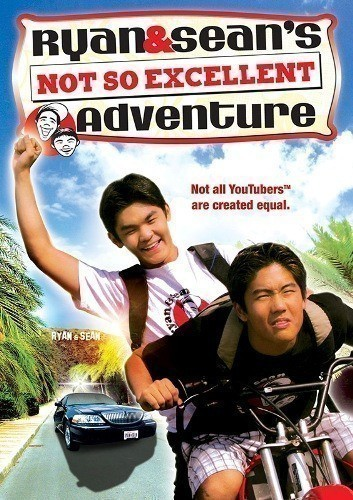 Ryan and Sean's Not So Excellent Adventure is similar to The English Patient.