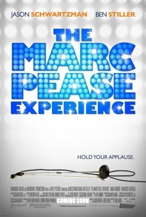 The Marc Pease Experience is similar to The English Patient.