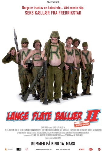 Lange flate ball?r II is similar to Born on the Fourth of July.