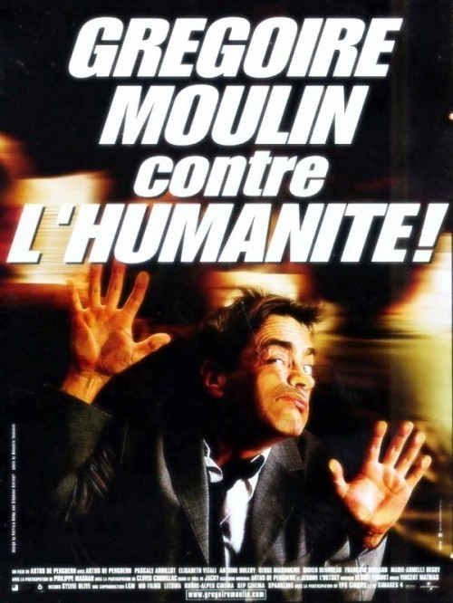 Gregoire Moulin contre l'humanite is similar to Edge of Tomorrow.