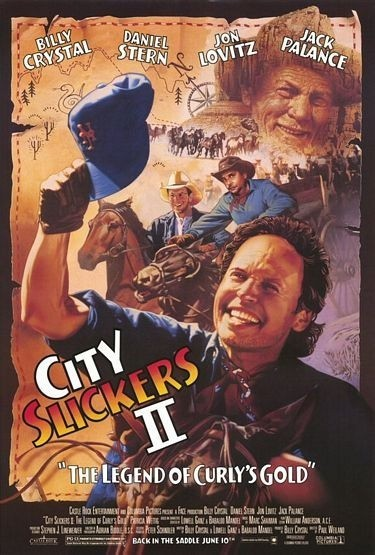 City Slickers 2. The Legend Of Curly's Gold is similar to Knowing.