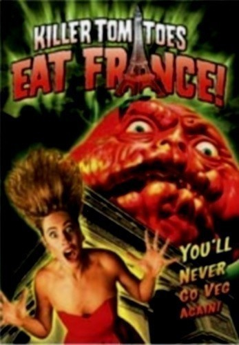 Killer Tomatoes Eat France! is similar to Bedlam.