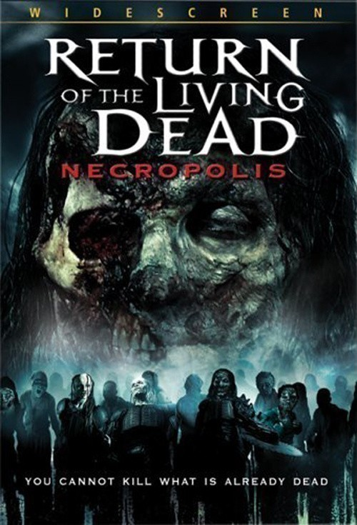 Return of the Living Dead: Necropolis is similar to The Frisco Kid.