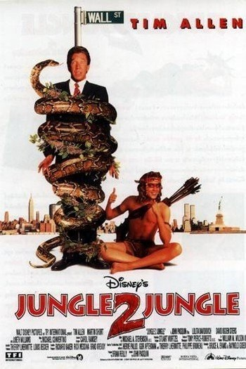 Jungle 2 Jungle is similar to Talk of Angels.