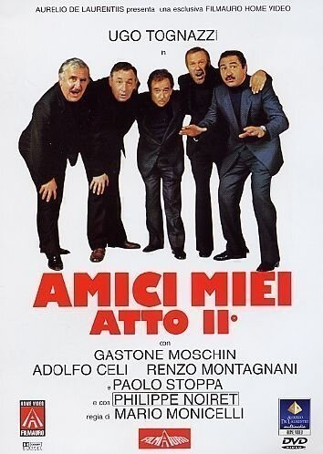 Amici miei atto 2 is similar to Fall from Grace.