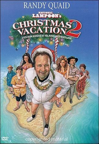 Christmas Vacation 2: Cousin Eddie's Island Adventure is similar to Fall from Grace.
