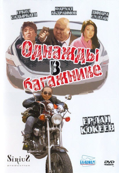 Odnajdyi v bagajnike is similar to In Search of America.