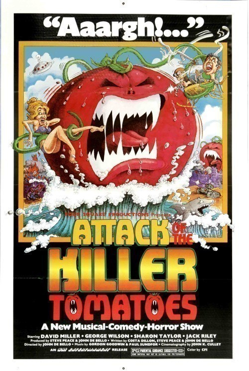Attack of the Killer Tomatoes! is similar to Absolution.