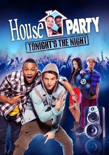 Movies House Party: Tonight's the Night poster