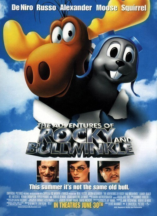 The Adventures of Rocky & Bullwinkle is similar to Nightwatch.