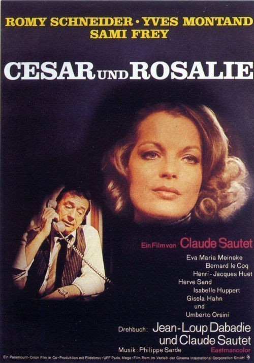 Cesar et Rosalie is similar to Stop! Or My Mom Will Shoot.