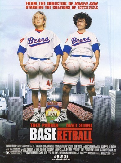 BASEketball is similar to Broadway Danny Rose.