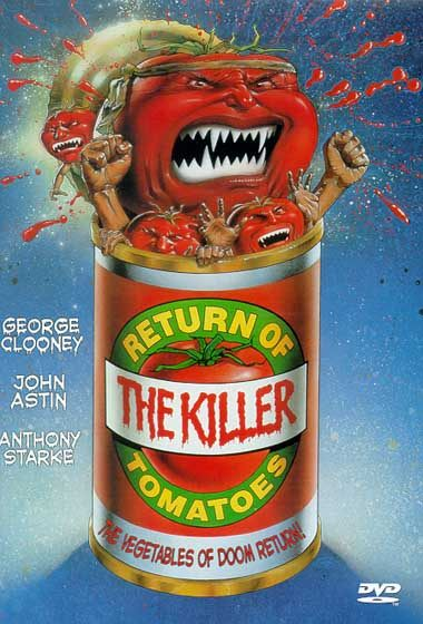 Return of the Killer Tomatoes! is similar to Possessions.