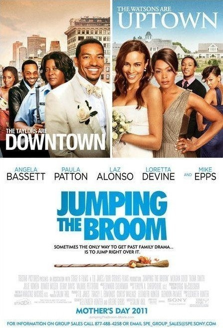 Jumping the Broom is similar to Zona przychodzi noca.