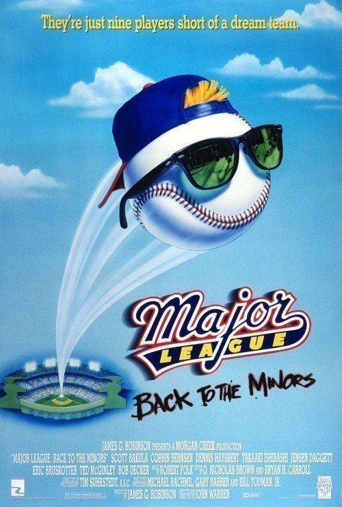 Major League: Back to the Minors is similar to Fifty Shades Darker.