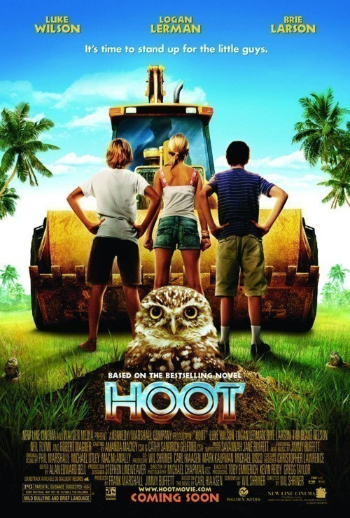 Hoot is similar to Casino Royale.