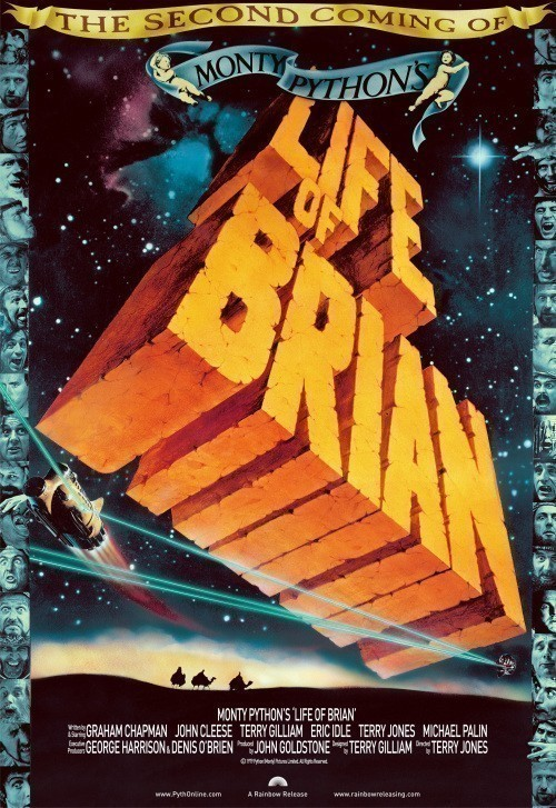 Life of Brian is similar to Johnny Be Good.