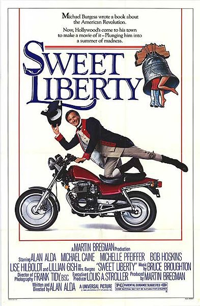 Sweet Liberty is similar to 5 to 7.