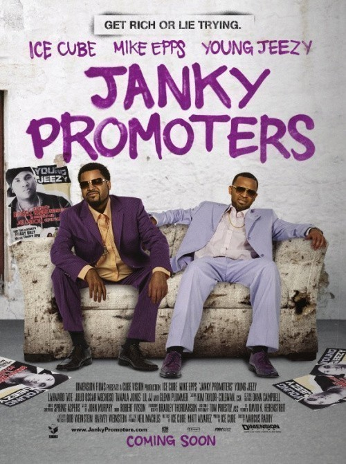 The Janky Promoters is similar to Whitney.