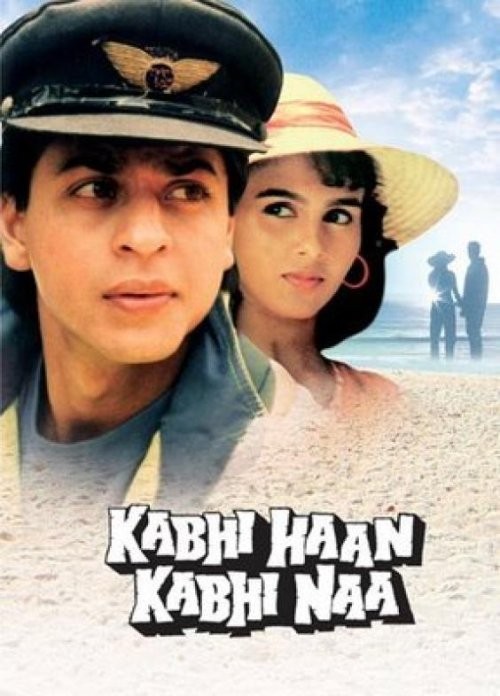 Kabhi Haan Kabhi Naa is similar to Sharktopus vs. Pteracuda.