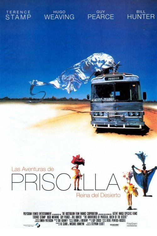 The Adventures of Priscilla, Queen of the Desert is similar to Star Wars: Episode V - The Empire Strikes Back.