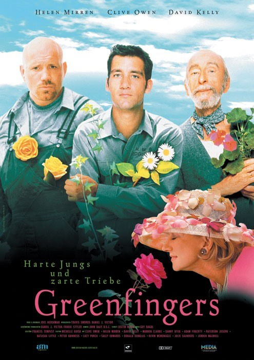 Greenfingers is similar to Knock Knock.