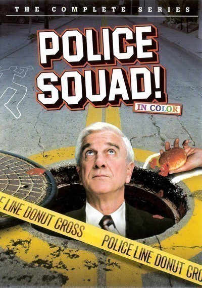 Police Squad! is similar to Shamitabh.