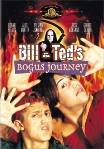 Bill & Ted's Bogus Journey is similar to Schaste Annyi.