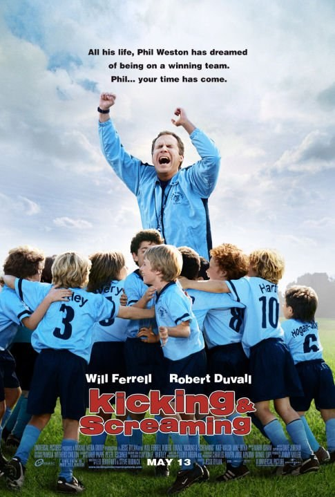 Kicking & Screaming is similar to Stalingrad.