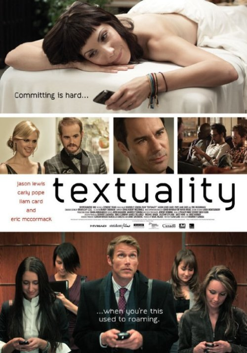 Textuality is similar to Mrs. Doubtfire.