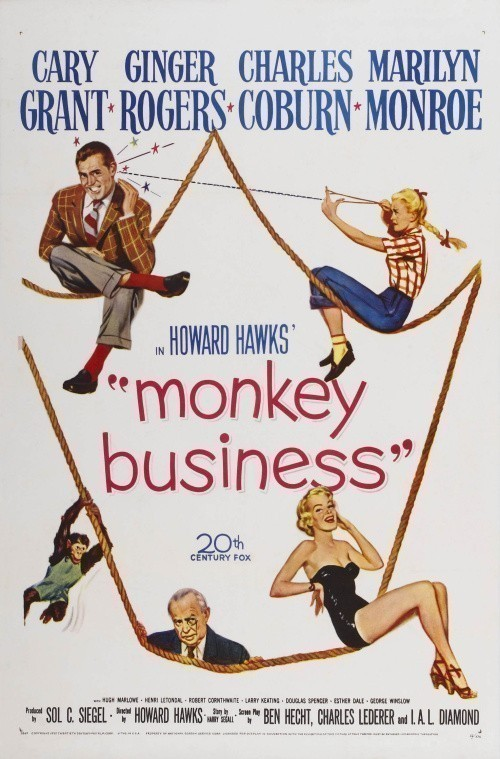 Monkey Business is similar to Wild Bill: Hollywood Maverick.